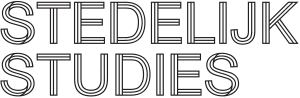 Stedeijk Studies Journal