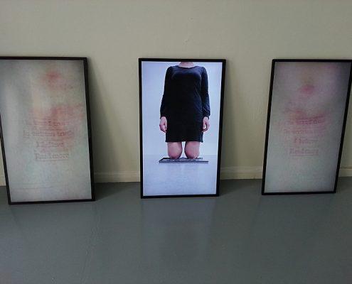 Fig 2. Roma Auskalnyte, Punishment (2014). Photo by Roma Auskalnyte.