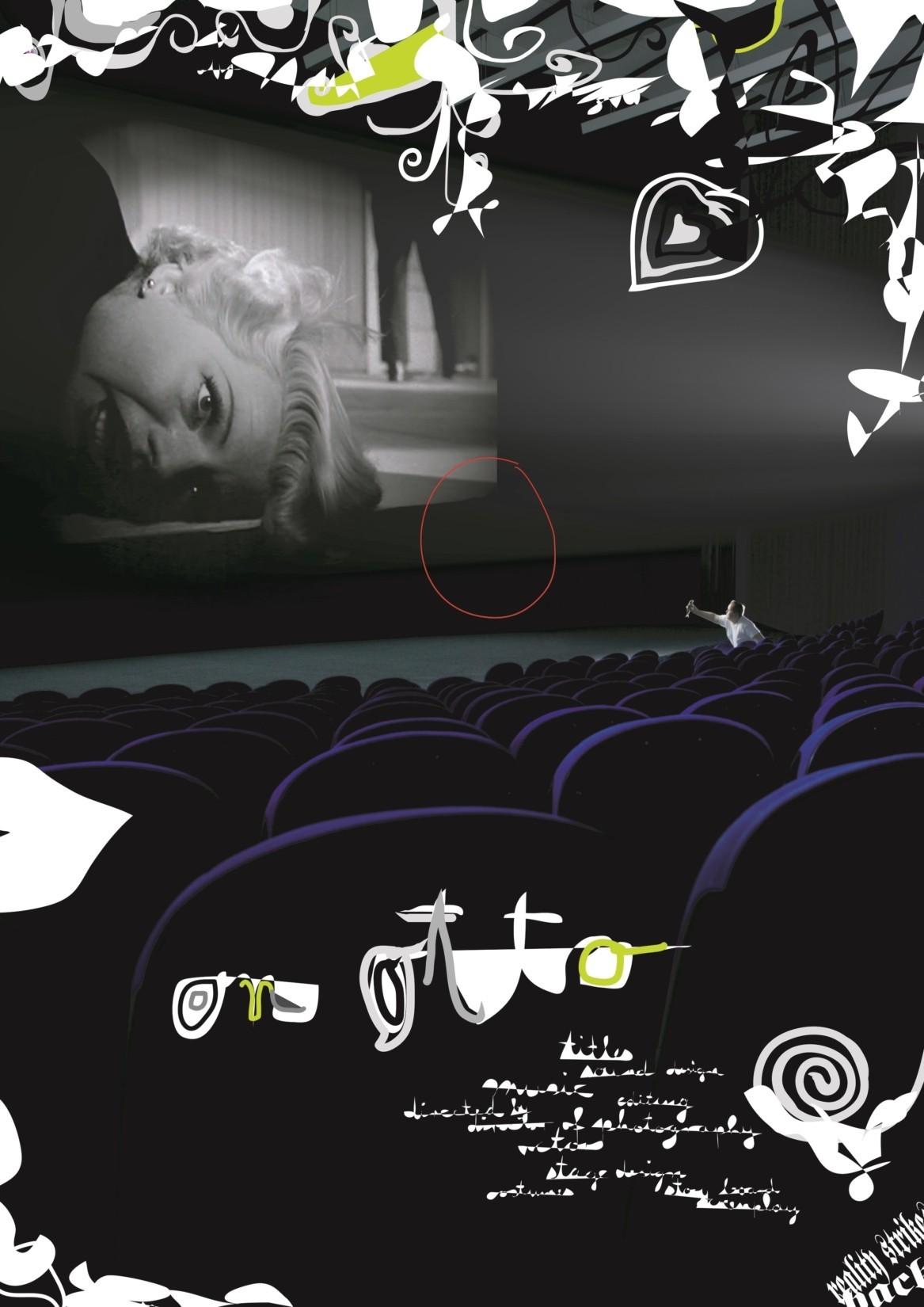 A contemporary translation of elegance. The Prada Cinéma