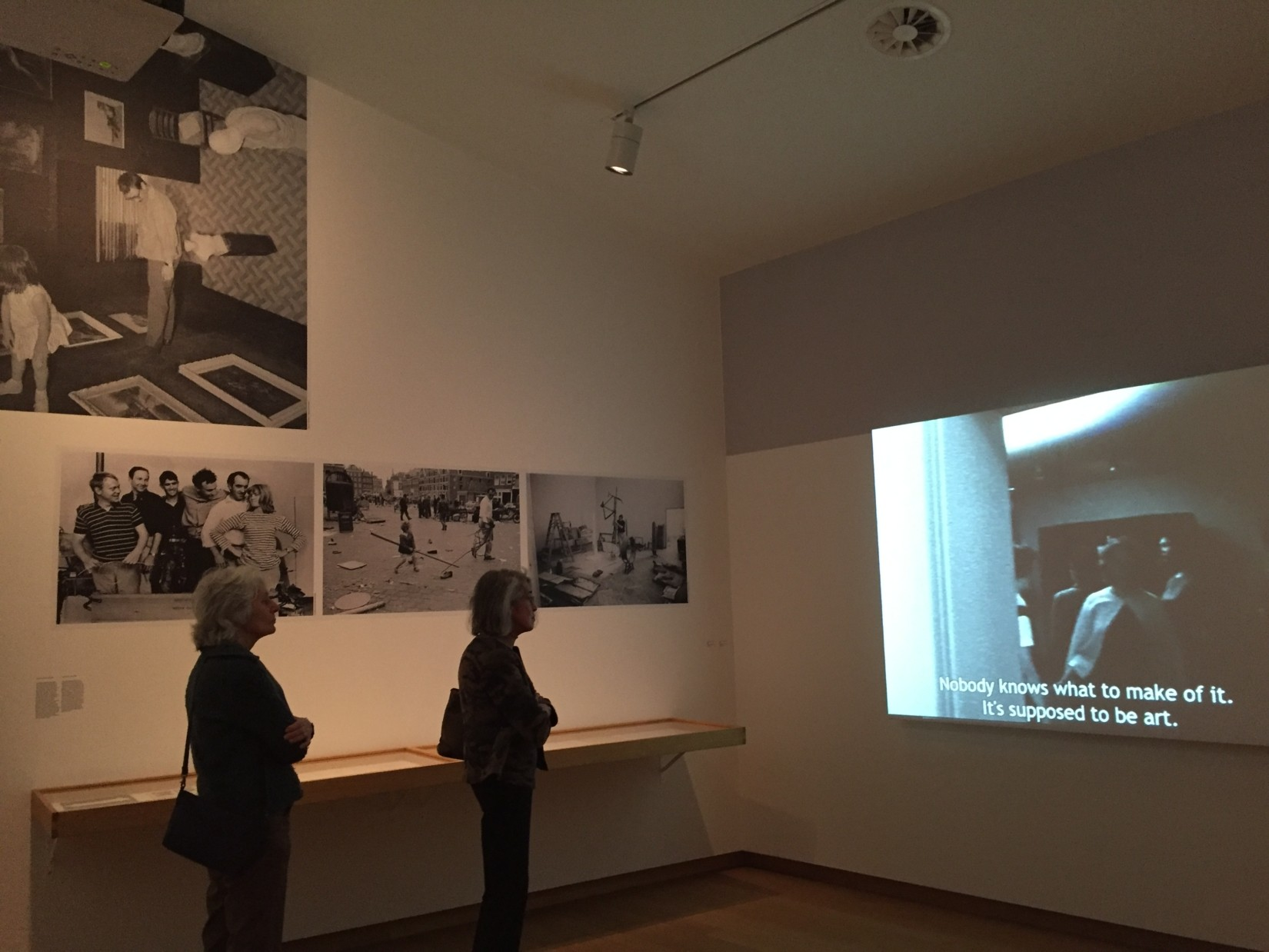 The Labyrinthine Exhibition: A New Genre - Stedelijk Studies