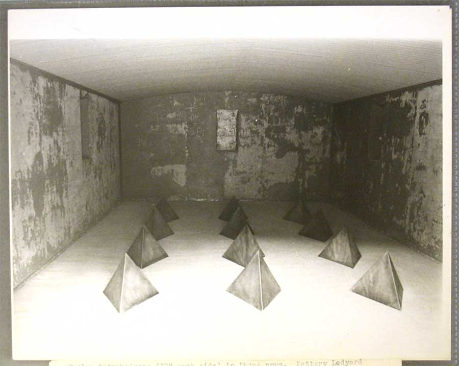 Figure 3. Fran Martin, Battery Ledyard, 1977, The Floating Museum. Courtesy of Lynn Hershman Leeson.
